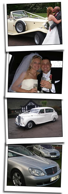 Rochdale wedding car graphic